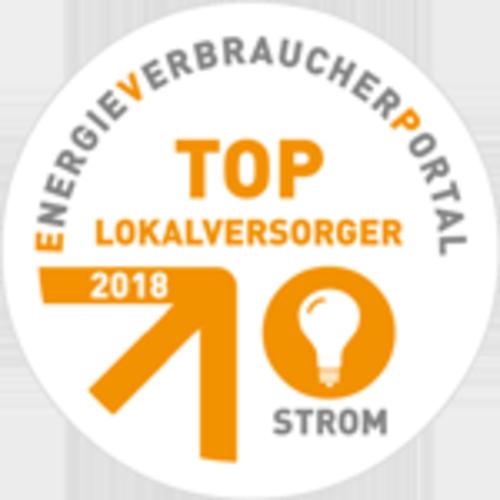 Stadtwerke Lohmar: Auch 2018 Ihr TOP-Lokalversorger für Strom