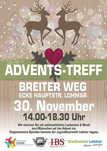 Advents-Treff am 30. November