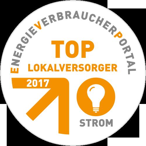 Stadtwerke Lohmar sind auch 2017 wieder TOP-Lokalversorger für Strom