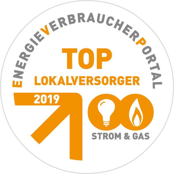 Stadtwerke Lohmar: 2019 TOP-Lokalversorger für Strom und Gas